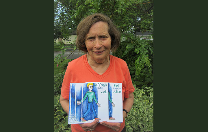A photo of Margaret Holland, author and Ontario CFCN coordinator
