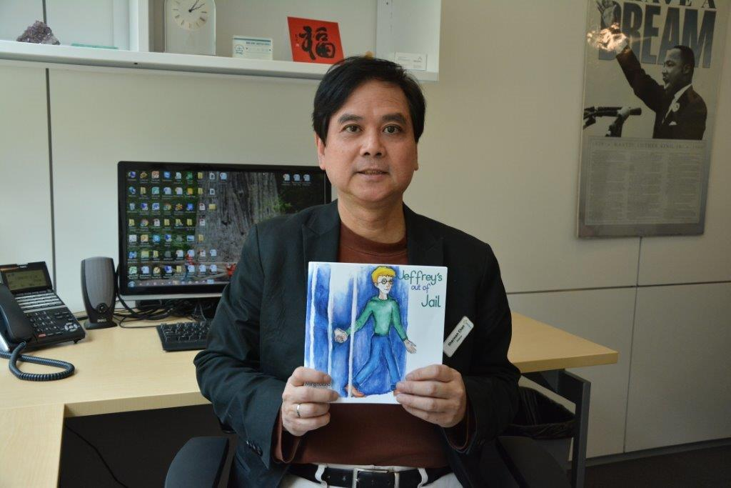 Photo of Sherman Chan, National Ethnocultural Advisory Committee member and Settlement Services Director at MOSAIC – British Columbia