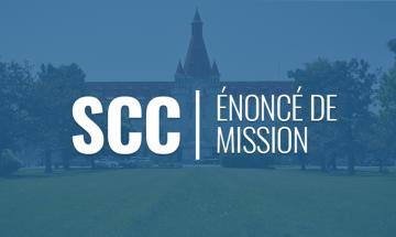 Mission du SCC