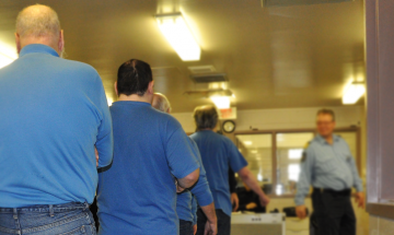 Around the world, the number of older prisoners is on the rise.
