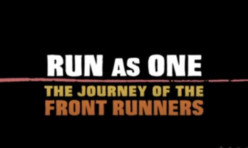 "CBC short documentary ""Run as One: The journey of the front runners"""