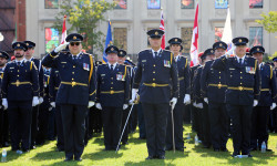 The 42nd annual National Police and Peace Officers' Memorial
