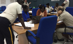 gender-responsive training program for incarcerated women in Liberia