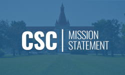 CSC's Mission